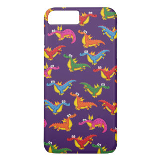 Cute Cheeky Dragons iPhone 7 Plus Case