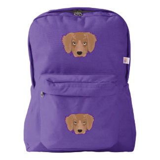 Cute cheeky Puppy Backpack