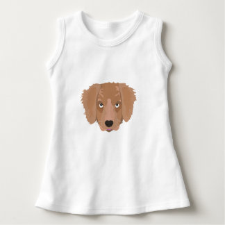 Cute cheeky Puppy Dress
