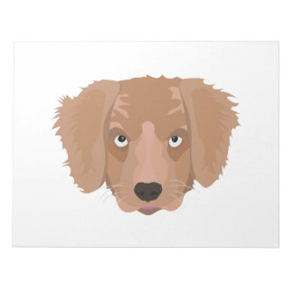 Cute cheeky Puppy Notepads