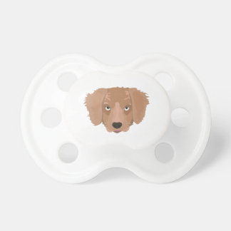 Cute cheeky Puppy Pacifiers