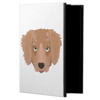 Cute cheeky Puppy Powis iPad Air 2 Case