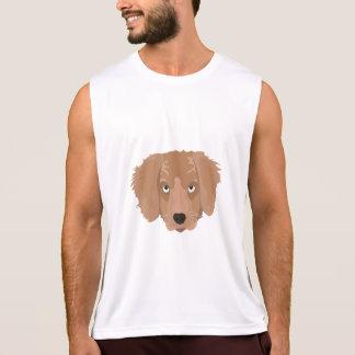 Cute cheeky Puppy Tank Top