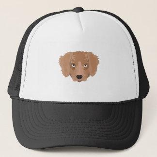 Cute cheeky Puppy Trucker Hat