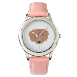 Cute cheeky Puppy Watch