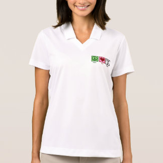 Cute Cheerleadering Polo Shirt
