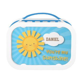 Cute Cheery Little Sunshine For Kids Lunchboxes