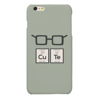 Cute chemical Element Nerd Glasses Zwp34