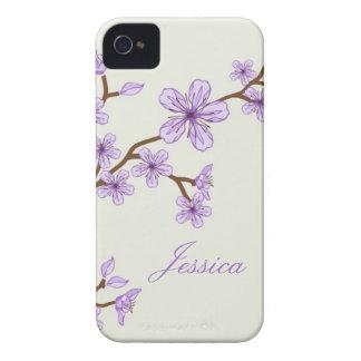 Cute Cherry Blossom iPhone 4 Case