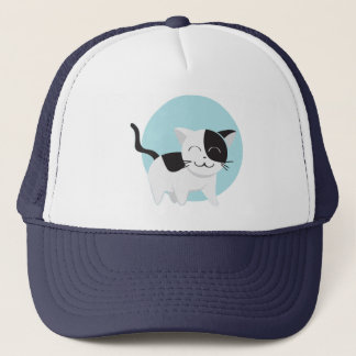 Cute Chibi Kitty Cat 1 Trucker Hat