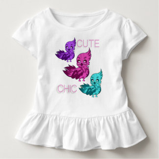 Cute Chic Toddler Dress