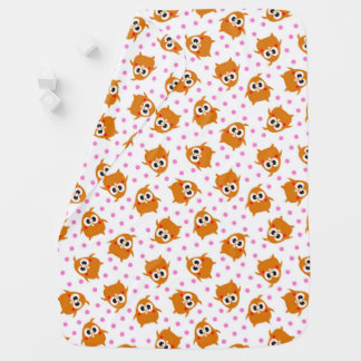 Cute Chicken Baby Baby Blanket