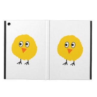 Cute chicken cartoon iPad air cover