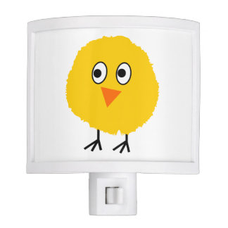 Cute chicken cartoon nite light