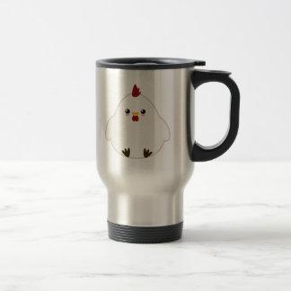 Cute Chicken Travel Mug