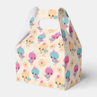 Cute Chicks favor box
