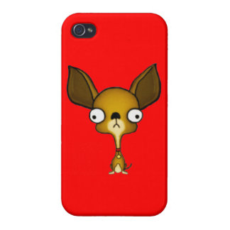Cute Chihuahua iPhone 4 Cases