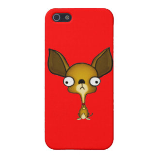 Cute Chihuahua Case For iPhone 5