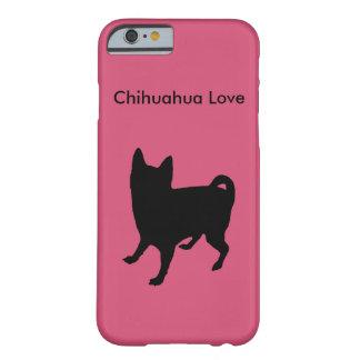 Cute Chihuahua Love Pink Phone Case
