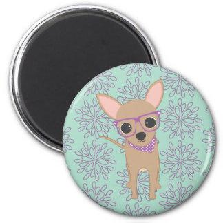 Cute Chihuahua Magnet