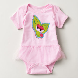 Cute Chikis chihuahua girl cartoon  baby suit Baby Bodysuit