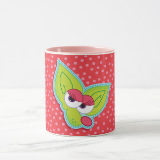 Cute Chikis  chihuahua girl cartoon Mug