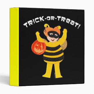 Cute Children's Halloween Binder