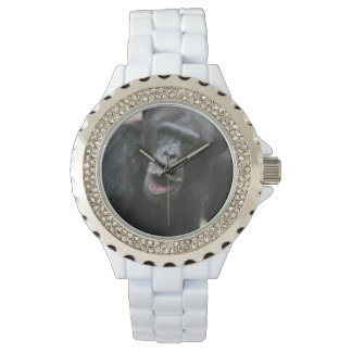 Cute Chimpanzee Watch