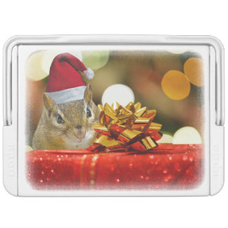 Cute Chipmunk Merry Christmas