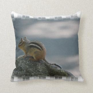 Cute Chipmunk  Pillow