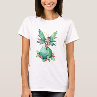 Cute Christmas Fairy T-Shirt