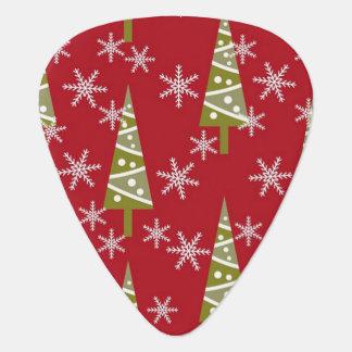 Cute Christmas Guitar Picks! Guitar Pick