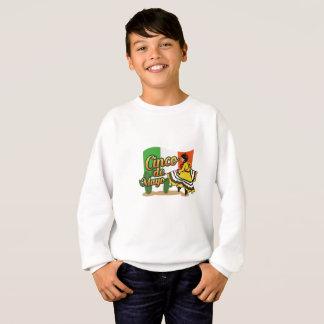 Cute Cinco de Mayo Funny Cinco De Mayo 2017 Sweatshirt