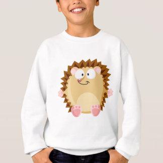 Cute circle hedgehog sweatshirt
