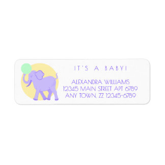 Cute Circus | Baby Adorable Unisex Personalized