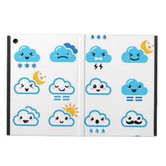 Cute cloud - Kawaii, Manga cloud tablet case iPad Air Case