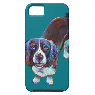 Cute Cocker Spaniel by Robert Phelps iPhone 5 Cover