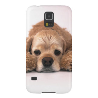 Cute Cocker Spaniel Galaxy S5 Case