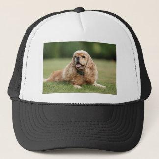 Cute Cocker Spaniel Trucker Hat