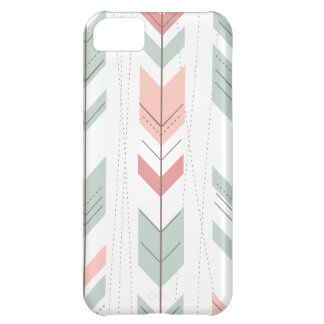 Cute Colorful Arrows Pattern Cover For iPhone 5C