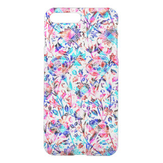 Cute colorful floral design iPhone 8 plus/7 plus case