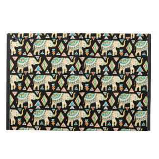 Cute colorful indian elephants pattern powis iPad air 2 case