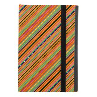 Cute colorful native aztec patterns design iPad mini 4 case
