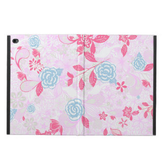 Cute colorful pastel floral pattern powis iPad air 2 case