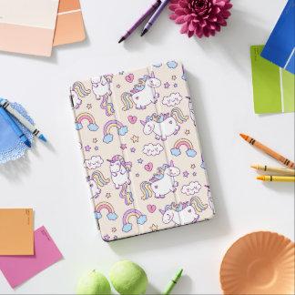 Cute & Colorful Rainbows and Unicorn iPad Air Case iPad Air Cover
