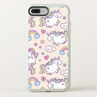 Cute & Colorful Rainbows and Unicorns Phone Case