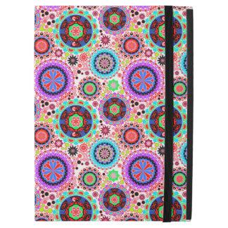 "Cute colorful seamless decorative design iPad pro 12.9"" case"