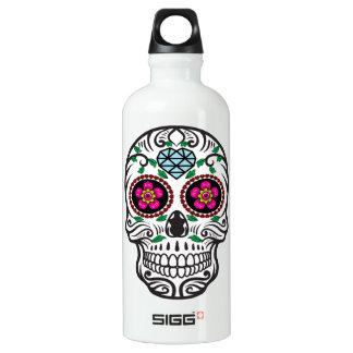 Cute Colorful Sugar Skull Dia de los Muertos