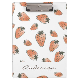 CUTE COLOURFUL WATERCOLOR EASTER EGGS MONOGRAM CLIPBOARDS