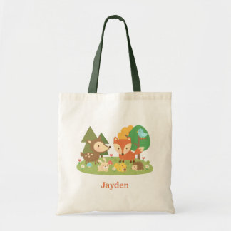 Cute Colourful Woodland Animal For Kids